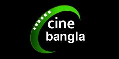 Cine Bangla (CINEB) international channel logo