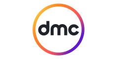 DMC (DMC) international channel logo