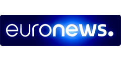 euronews (EURNS) international channel logo