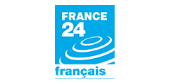 France 24 (FRN24) international channel logo
