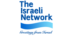 The Israeli Network (ISRLI) international channel logo