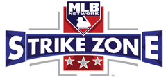 MLB Strike Zone Logo