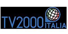 TV2000 Italia (TV2KI) international channel logo